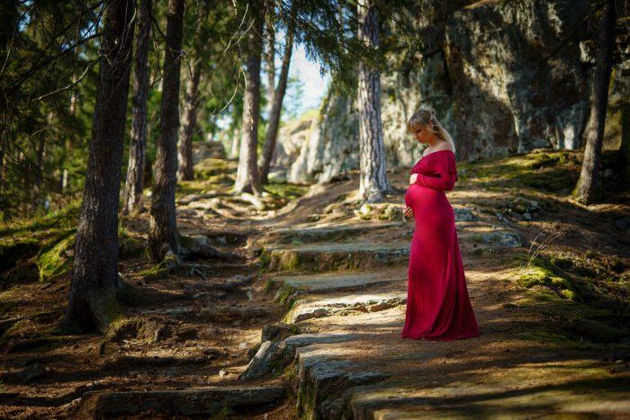 2020 #07 Natur, Akt und Schwangerschaft